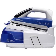 SIS 8670 Ferro da stiro con caldaia 2600 W Bianco, Blu
