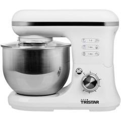 Robot da cucina 1200 W Bianco, Argento