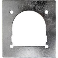 Contropiastra (L x L) 120 mm x 115 mm