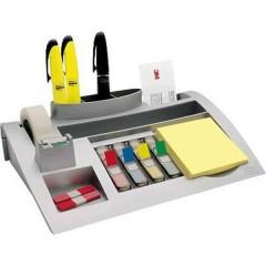 Desk Organizer C50 Organizer da tavolo Argento (Metallizzato) Numero scomparti: 7