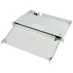 Patchpanel per fibra ottica 1 U