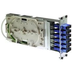 Modulo per fibra ottica Turchese