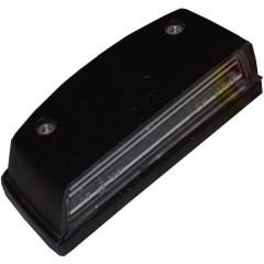 Luce della targa N/A posteriore 12 V, 24 V