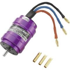 3660 Motore elettrico brushless per modelo di nave kV (giri/min per volt): 2726