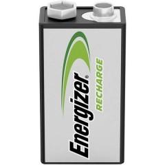 Power Plus 6LR61 Batteria ricaricabile da 9 V NiMH 175 mAh 8.4 V 1 pz.