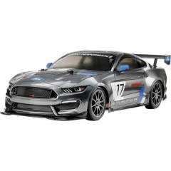 TT-02 Ford Mustang GT4 Brushed 1:10 Automodello Elettrica Auto stradale 4WD In kit da costruire