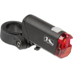 Fanale posteriore HELIOS K 1.1 LED (monocolore) a batteria Nero