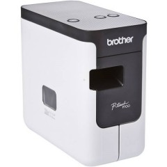 P-touch P700 Etichettatrice Adatto per nastro: TZe, HSe 3.5 mm, 6 mm, 9 mm, 12 mm, 18 mm, 24 mm