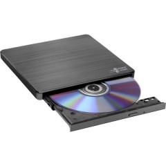 GP60 Masterizzatore esterno DVD Dettaglio USB 2.0 Nero
