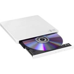 GP60 Masterizzatore esterno DVD Dettaglio USB 2.0 Bianco
