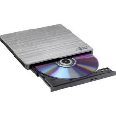 GP60 Masterizzatore esterno DVD Dettaglio USB 2.0 Argento