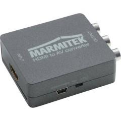 AV Convertitore [HDMI - RCA Composito, Scart] 1080 x 720 Pixel Connect HA13