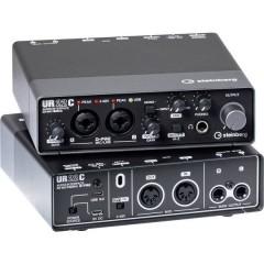 Interfaccia audio UR22C incl. software