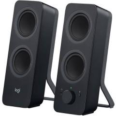 Z207 2.0 Altoparlante per PC Bluetooth®, Cablato 10 W Nero