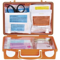 Valigetta pronto soccorso Quick-CD da giardino per bambini combinato 260 x 110 x 170 Arancione