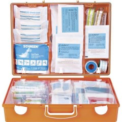 Scuola di primo soccorso XS-XXL MT-CD 400 x 150 x 300 Arancione