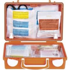 Valigetta pronto soccorso Quick-CD scuola combinato 260 x 110 x 170 Arancione