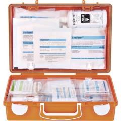 Valigetta pronto soccorso per industria chimica e fisica SN-CD 310 x 130 x 210 Arancione