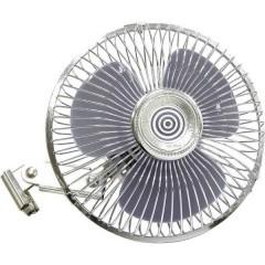 Ventilator mit Metallgitter 12V Ventilatore 12 V
