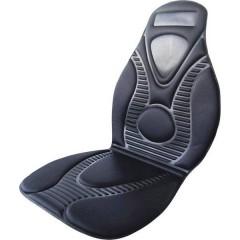 Rivestimento riscaldante per sedile 12 V 2 livelli di calore Nero