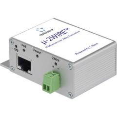 Estensore di rete 2 fili Raggio di azione (max.): 300 m 200 Mbit/s