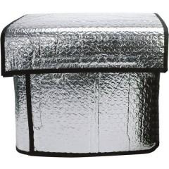 Involucro delimpacco termica superficie in alluminio (L x L) 115 cm x 74 cm