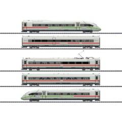 Treno motore da 5 pezzi ICE 3 (BR 403) H0 di DB AG