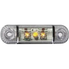 N/A Luce di ingombro laterale 12 V, 24 V Vetro trasparente