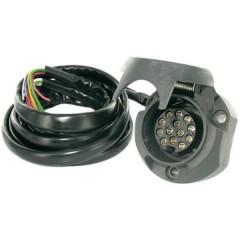 Kit elettrico Presa a 13 poli Numero di conduttori 6&7 Lunghezza cavo=1.50 m