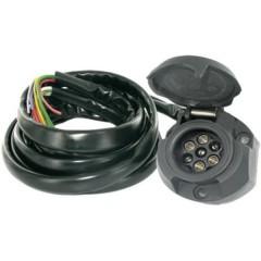 Kit elettrico Presa a 7 poli Numero di conduttori 3&4 Lunghezza cavo=1.50 m