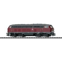 Locomotiva diesel in scala N BR 290 di DB