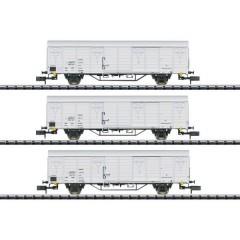 Kit di carri merci in scala N per equipaggiamento di navi di DB Ibblps