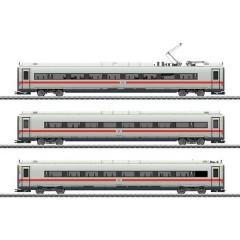 Vagoni di completamento in scala N della DB, kit da 3 pz.