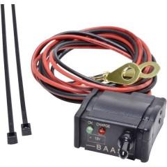 Tester batteria per auto 12 V Per il montaggio su tubo 40 mm x 20 mm x 35 mm