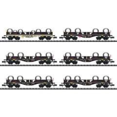 N Kit di carri merci Coil Transport degli AE SGmmns 190