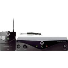 PW45 InstrumentalSet M Sistema senza fili per chitarre Tipo di trasmissione:Senza fili (radio) incl. cavo