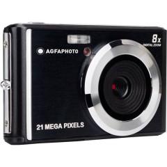 DC5200 Fotocamera digitale 21 MPixel Nero, Argento