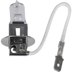 Lampadina alogena Standard H3 55 W 12 V