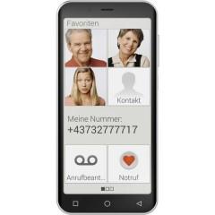 SMART.4 Smartphone 32 GB 5 pollici (12.7 cm) SIM singola Android™ 10 Nero
