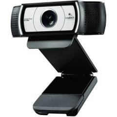 Webcam Full HD 1920 x 1080 Pixel C930E Con piedistallo, Morsetto di supporto