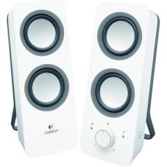 Altoparlante per PC 2.0 Cablato Z200 10 W Bianco