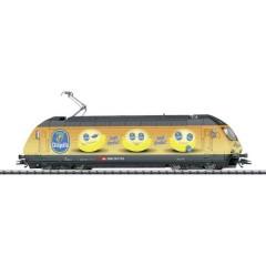H0 Locomotiva elettrica Re 460 Chiquita delle SBB