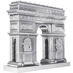 Arc de Triomphe Kit di metallo