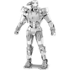 Marvel Avangers War Machine Kit di metallo