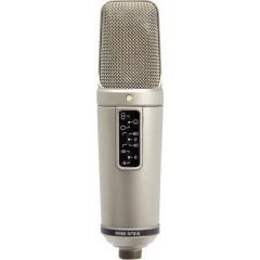 Microfono da studio Tipo di trasmissione:Cablato incl. ragno, incl. cavo
