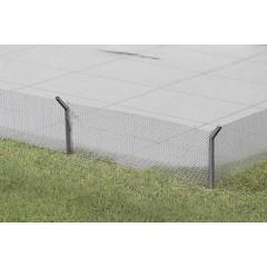 Barriera di sicurezza Modello pronto, già assemblato H0