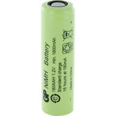 GP180AAH Batteria ricaricabile Stilo (AA) NiMH 1800 mAh 1.2 V 1 pz.