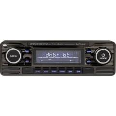 Autoradio Vivavoce Bluetooth®, incl. Antenna DAB, Design retrò