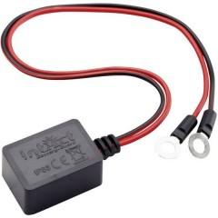 Battery-Guard Monitoraggio batteria 6 V, 12 V, 24 V Collegamento Bluetooth®, predisposto per App,