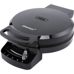 WE 1 Macchina per cialde Rivestimento antiaderente, Spia luminosa, pieghevole, regolatore di temperatura